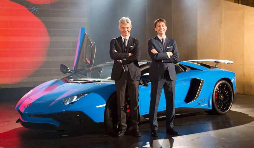 ランボルギーニ アヴェンタドール LP750-4 SVを日本初披露|Lamborghini