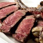 最高の状態の熟成肉が味わえる、広尾のモダンチョップハウス「ラステイクス」|RUSTEAKS