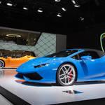 ランボルギーニ ウラカンにスパイダーを追加|Lamborghini