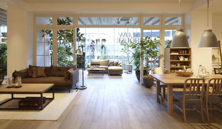 ライフスタイルストア「SLOW HOUSE二子玉川」オープン|ACTUS