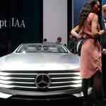 フランクフルトショーを飾ったコンセプトカーたち|IAA 2015