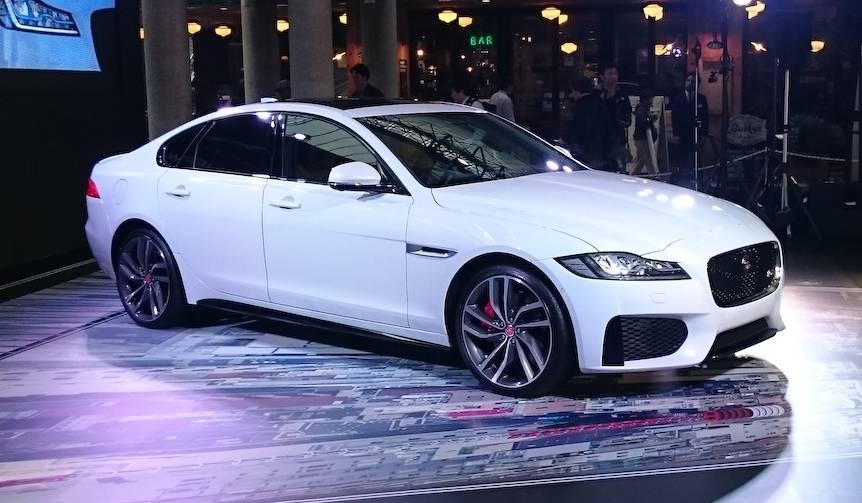 ジャガー新型XF、日本上陸|Jaguar