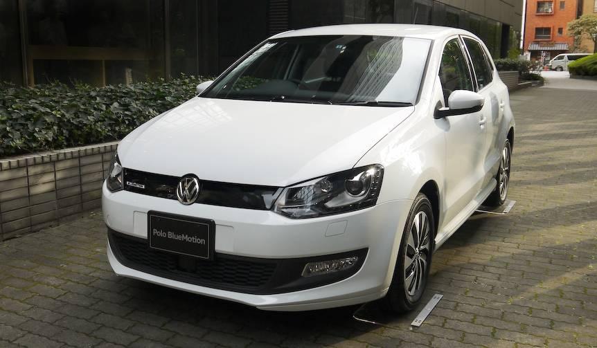 フォルクスワーゲン ポロに最高燃費の限定モデル|Volkswagen