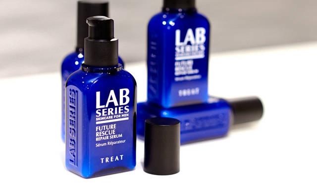 ラボ シリーズ 男の肌の未来と向き合う美容液が登場|LAB SERIES