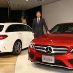Cクラスにクリーンディーゼル モデル投入|Mercedes-Benz