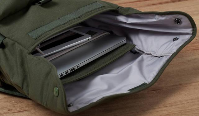 ラップトップやタブレットを強固に保護するバックパック|Bluelounge