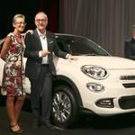フィアット500のスモールSUV「500X」が登場|Fiat