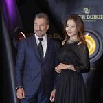 韓国でもっとも美しい女優キム・ヒソンがロジェ・デュブイを訪問|ROGER DUBUIS