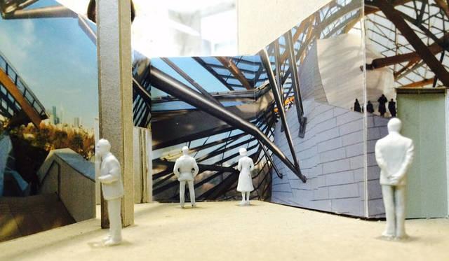 田根剛がディレクターを務める「建築家 フランク・ゲーリー展」開催|21_21 DESIGN SIGHT