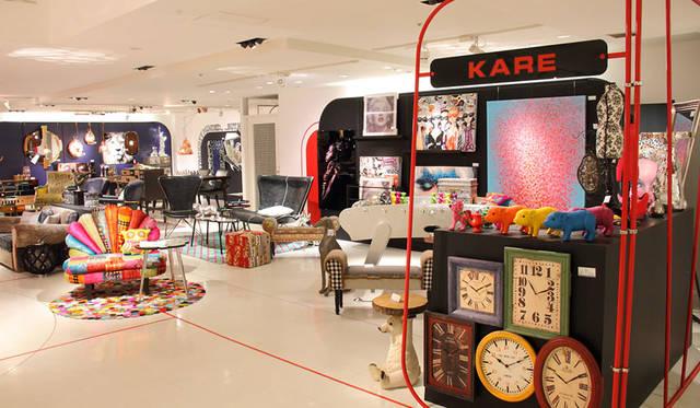 西武渋谷店にドイツ発のインテリアブランド「KARE」日本初出店|SEIBU