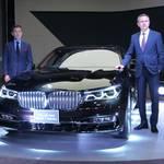 新型7シリーズ、日本上陸 BMW
