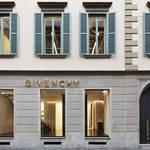 ミラノ・サンタンドレア通りにフラッグシップショップがオープン|GIVENCHY