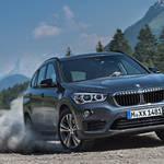 新型BMW X1を試乗する BMW