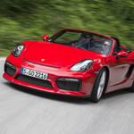 試乗、新型ボクスター スパイダー|Porsche