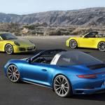 4WDの911もターボ搭載の最新型に進化|Porsche