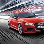 アウディのホットハッチ「RS3スポーツバック」国内導入|Audi