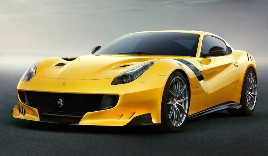 伝説のネーミングが復活したF12のスペチアーレ Ferrari