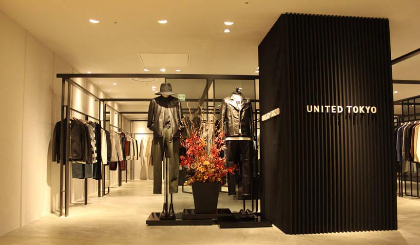 名古屋PARCO東館に「UNITED TOKYO NAGOYA」オープン STUDIOUS