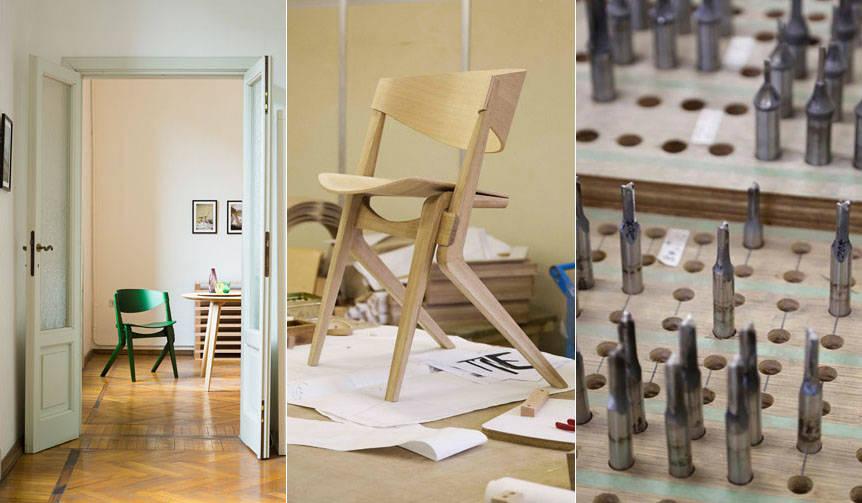 設計・施工会社「TANK」とのコラボレーションによる展示会 KARIMOKU NEW STANDARD