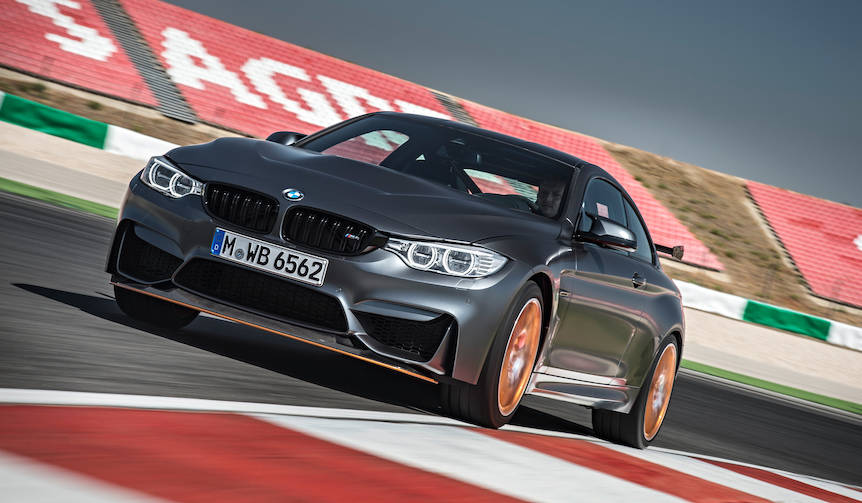 最強の「M4 GTS」東京モーターショーでデビュー|BMW