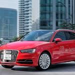 アウディのPHEV「A3 スポーツバック e-tron」に試乗|Audi