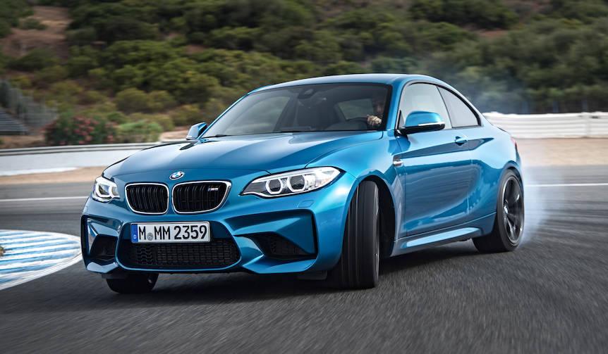 2シリーズ クーペのM、「M2」登場|BMW