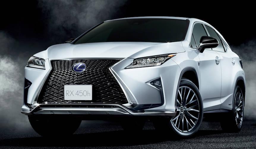 レクサス、新型「RX」の国内販売を開始|Lexus