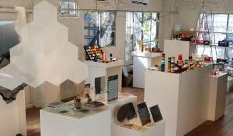 優れた技術やマテリアルに出合える国内唯一のCMF展示会「青フェス」|EXHIBITION