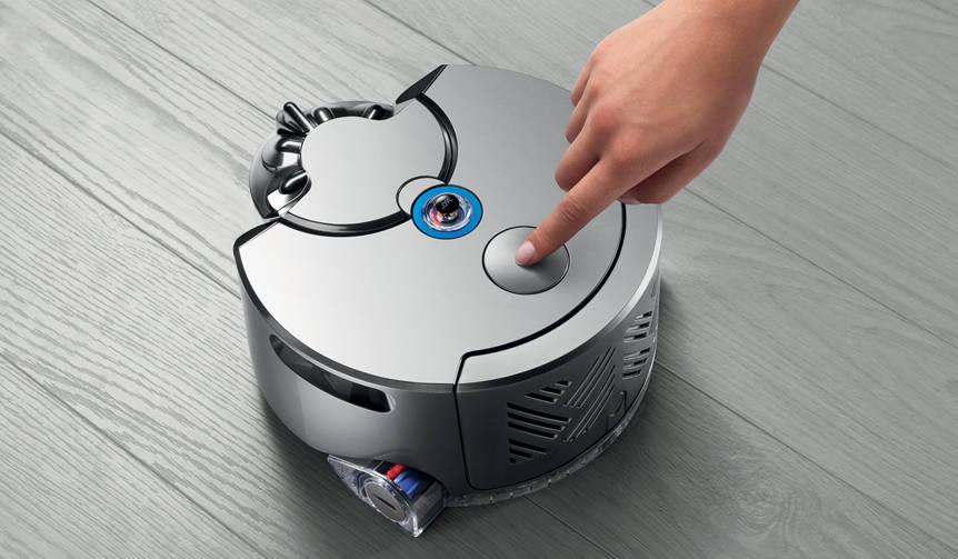 世界に先駆けて、「ダイソン 360 Eye™ ロボット掃除機」発売|Dyson