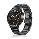 トラディショナルな腕時計の魅力を備えたスマートウォッチ「ファーウェイ ウォッチ」|HUAWEI