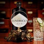 ポップアップバー「ヘンドリックス・バー」、2日間限定でオープン|HENDRICK'S