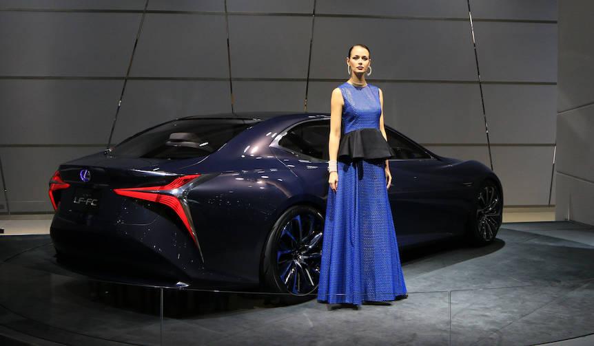 東京モーターショー 2015 リポート|Lexus
