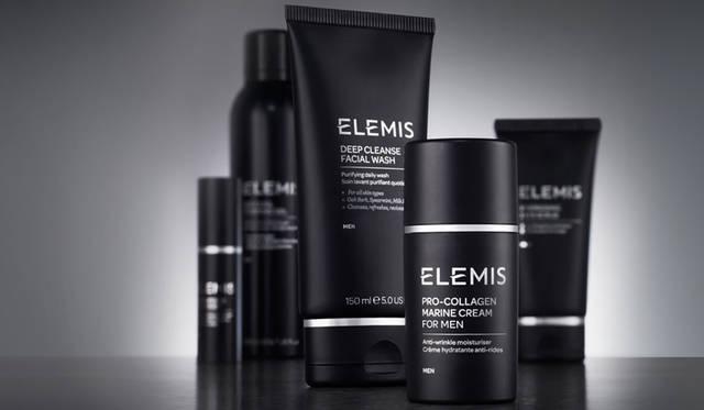 25周年を迎え、メンズラインをリニューアル|Elemis