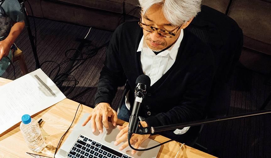 『ノンフィクションW 坂本龍一の700日~MUSIC,ART & LIFE』|WOWOW