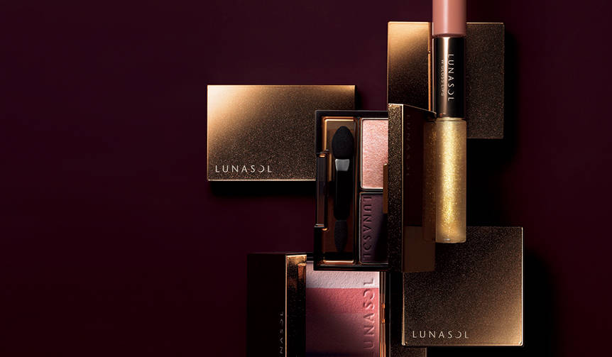 クリスマス気分を高める限定コレクション|LUNASOL