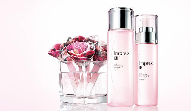 美の哲学の競演。華やかに咲き誇る、冬のスキンケアコフレ|Impress IC