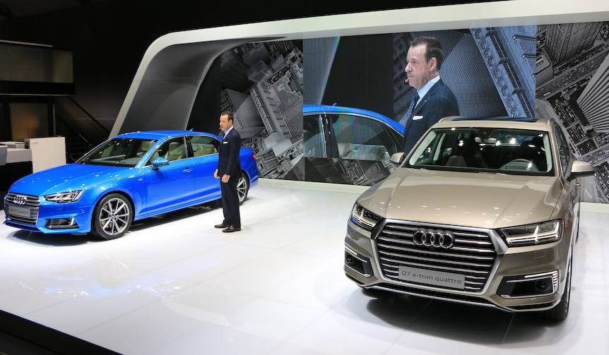 東京モーターショー 2015 リポート|Audi