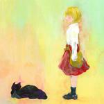 伊東友香の新作絵本『クロネコちゃん』発売|BOOK