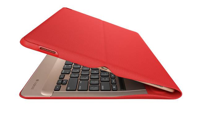 iPad Proに対応したバッグライト付きキーボードケース|logicool