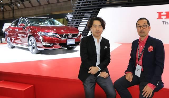 東京モーターショー2015 対談 後篇|Tokyo Motor Show 2015