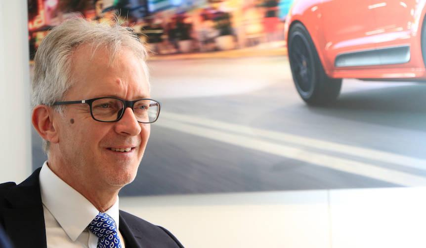 東京モーターショーに集結した、キーパーソンにインタビュー|Porsche