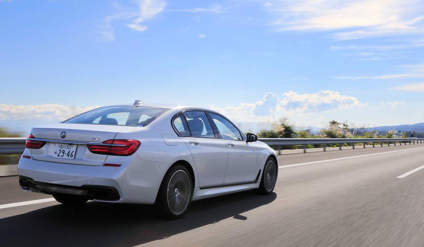 日本に上陸したBMWの最新フラッグシップ、7シリーズに試乗|BMW
