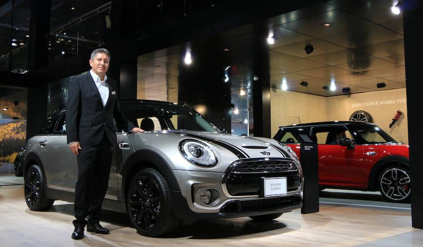 東京モーターショーに集結した、カーメーカーのVIPインタビュー|MINI
