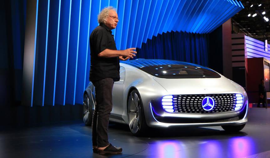 東京モーターショーに集結した、キーパーソンにインタビュー特別編|Mercedes-Benz