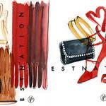 華やかなイラストが盛り上げるクリスマスキャンペーンがスタート|ESTNATION