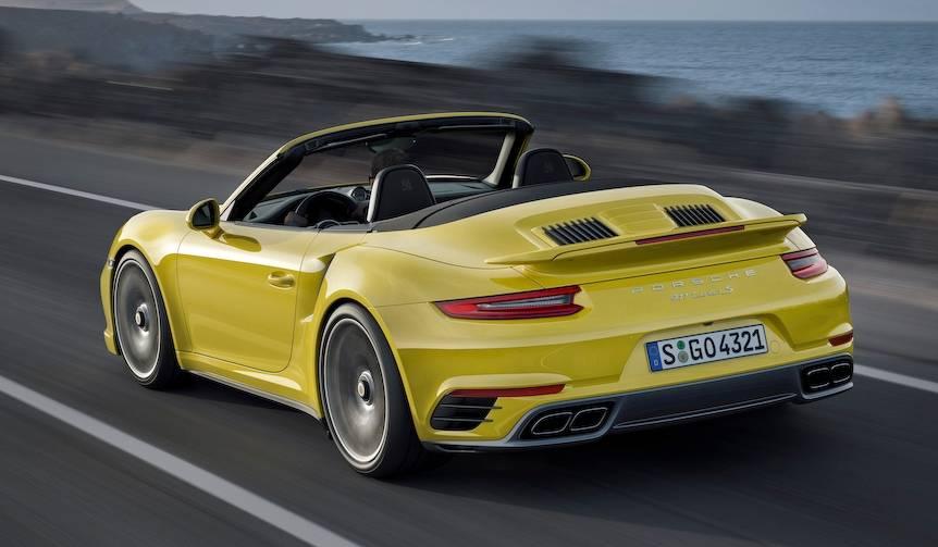 911ターボも991 IIに進化|Porsche