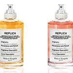 「レプリカ」フレグランスに新作2種が登場|Maison Margiela