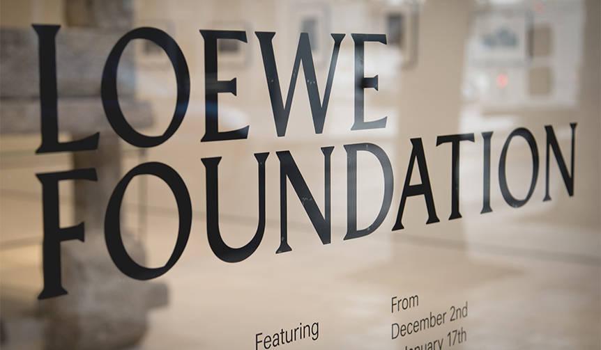 ロエベ マイアミ店で、アートエキシビションを開催|LOEWE