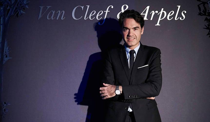 ヴァン クリーフ&アーペル ジャパン プレジデントが新作を語る|VAN CLEEF & ARPELS