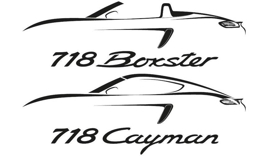 ボクスター&ケイマン、4気筒へ|Porsche